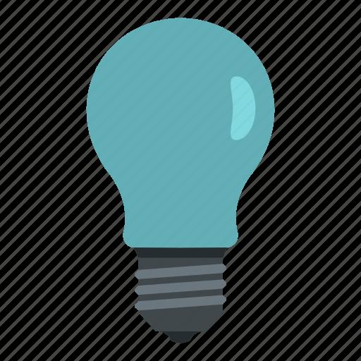 bulb, colour, idea, lamp, light, think, tip icon