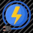 electric, energy, power