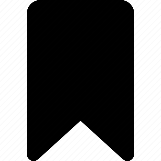 bookmark, favorite, ribbon, save icon