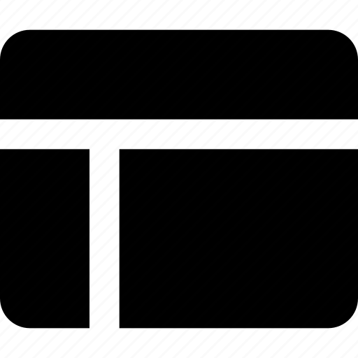 dashboard, interface, layout icon