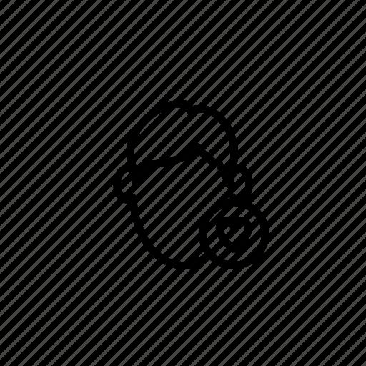 admin, avatar, favourite, person, profile, social, user icon