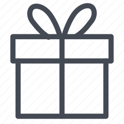 gift, knot, present, surprise icon