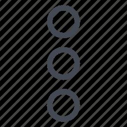 extend, more, plus icon