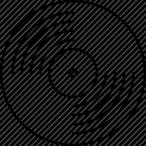 audio, device, entertainment, music, record, sound icon