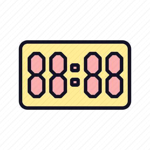 alarm, clock, date, plan, time, timer, watch icon
