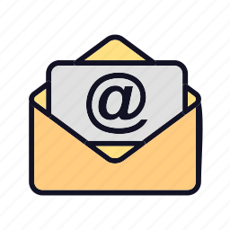 chat, communication, contact, email, inbox, send, text icon