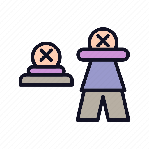 close, delete, error, minus, problem, sign, symbolism icon
