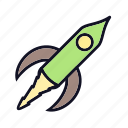 attention, boom, dynamite, explosive, grenade, problem, warning icon