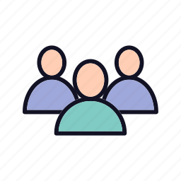 avatar, community, family, friends, group, human, users icon