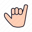 boxing, equipment, fist, holding, olympic, sport, training icon