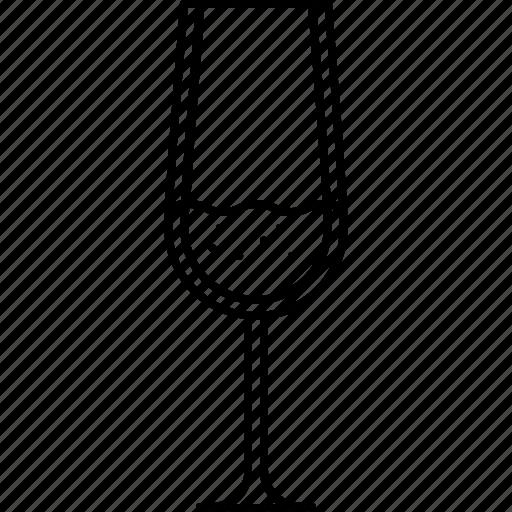 alcohol, celebrate, champagne, glass, wine icon