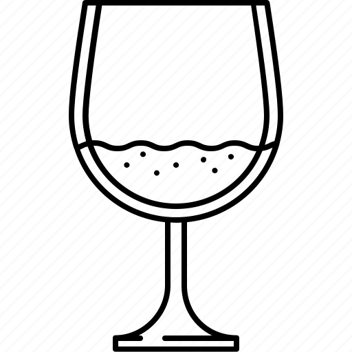 alcohol, brandy, cocktail, drink, glass, wine icon