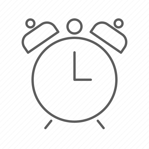 alarm, alarm clock, clock, hour, minute, ring, second, time, wake up icon