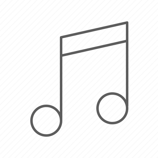 audio, audio file, file, melody, music, note, sound icon