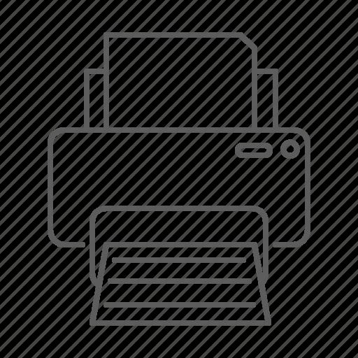 device print printer icon icon search engine. Black Bedroom Furniture Sets. Home Design Ideas