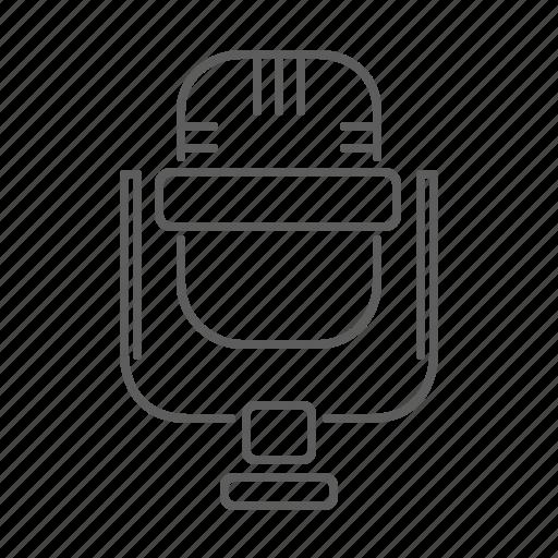 audio, mic, music, recording, recording mic, sing, singer, sound icon