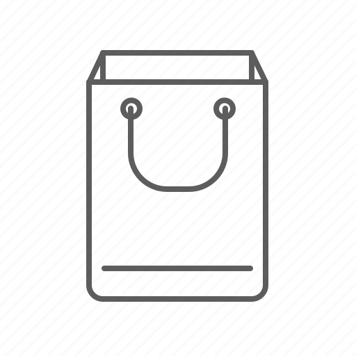 bag, market, shop, shopping, shopping bag, store, supermarket icon