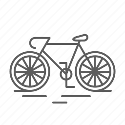 bicycle, bike, cycling, ride icon