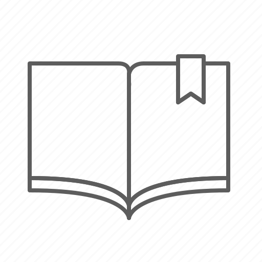 book, read, story icon