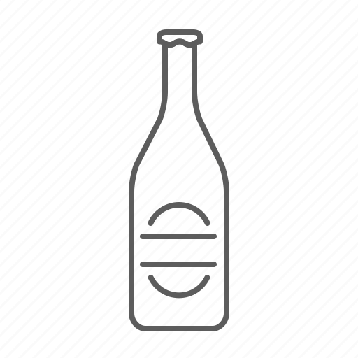 Bottle, drink, soda, soft drink, watter icon | Icon search ...