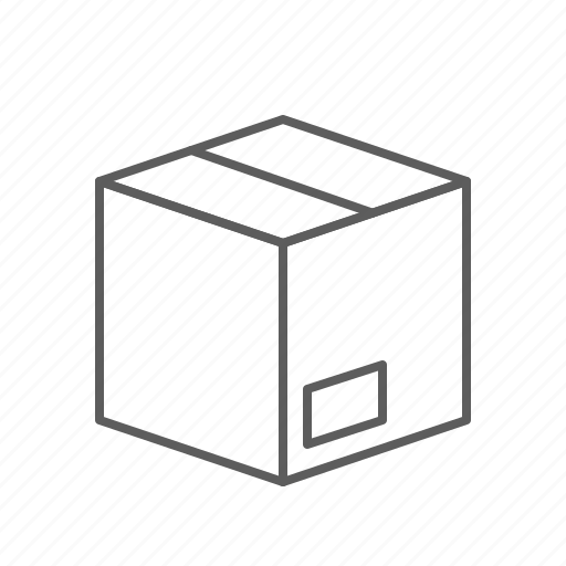 Box, product, parcel, package, delivery, cardboard box, ship, cardboard icon