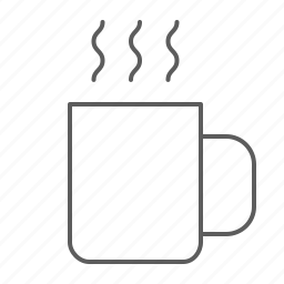 coffee, cup, drink, herb tea, hot, hot chocolate, infusio, mug, tea icon