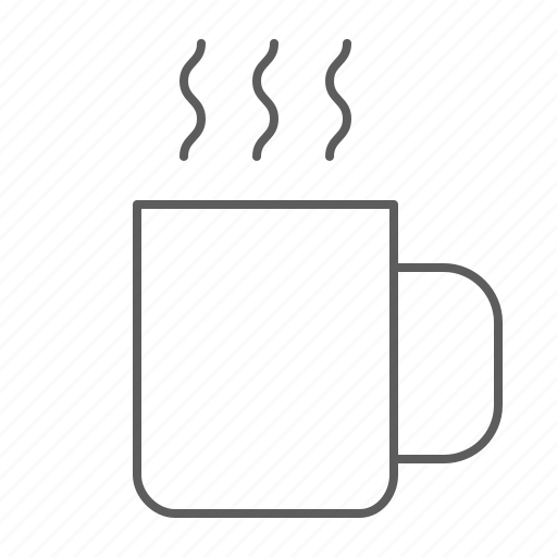 coffee, cup, drink, herb tea, hot, hot chocolate, infusio, mug, tea icon