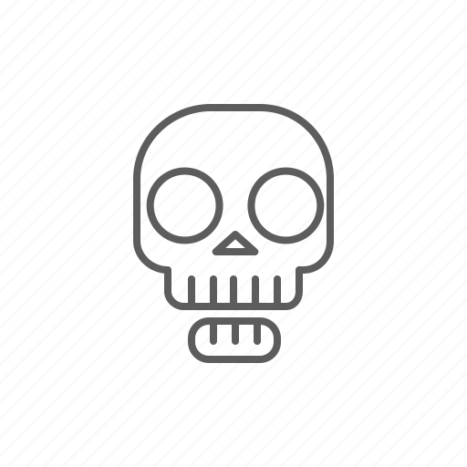 bone, bones, dead, death, pirate, skull icon