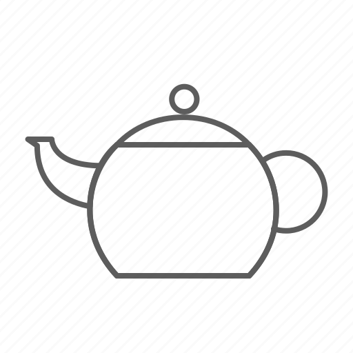 beverage, drink, herb tea, hot, infusion, kettle, teapot icon
