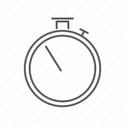 chronometer, clock, fast, hour, minute, second, speed, stopwatch, timer, timing icon