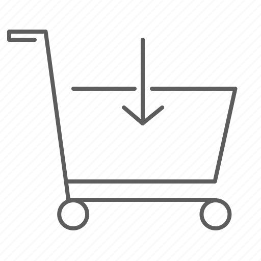 add, add product, buy, cart, ecommerce, market, purchase, shopping, supermarket, trolley icon