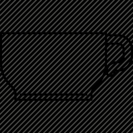 coffee, drink, hot, mug, tea icon