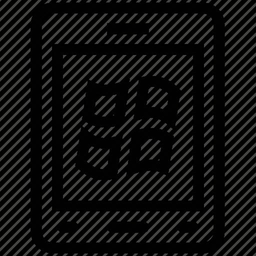 bluetooth, pda, wifi, windows mobile icon