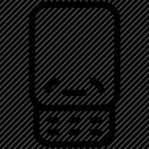 digital, gsm, mobile, portable, quad-band icon