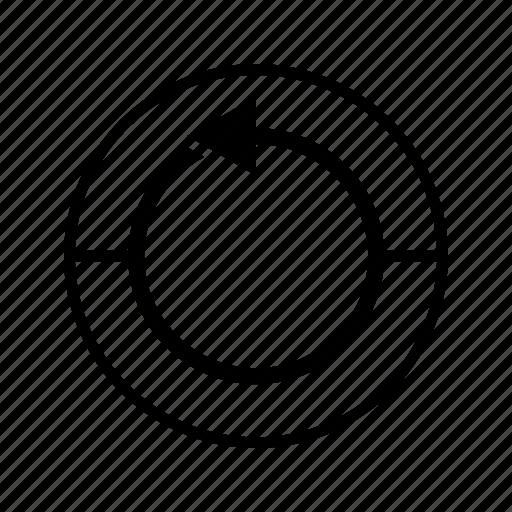 again, loop, repeat, replay icon