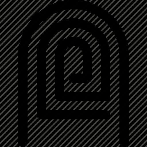 finger, fingerprint, password, pattern, reader, security icon