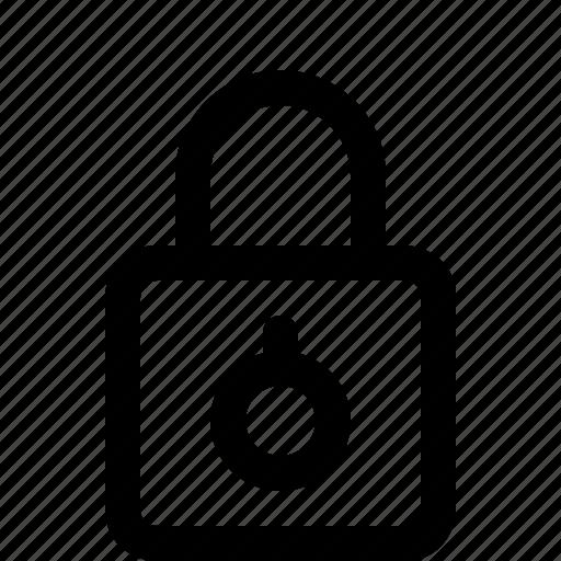 lock, padlock, safety, security, unlock icon