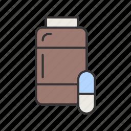 drug, healthcare, medical, medicine, pills icon