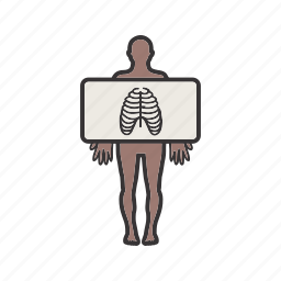 medical, standing icon
