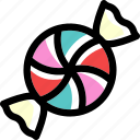 candy, dessert, food, sugar, sweet, sweets icon