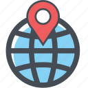 cargo, delivery, destinationworld, logistics, packages, shipping icon