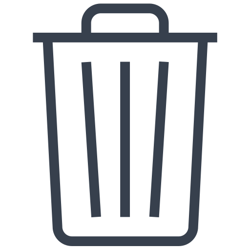 Trash Icon Transparent | www.pixshark.com - Images ...
