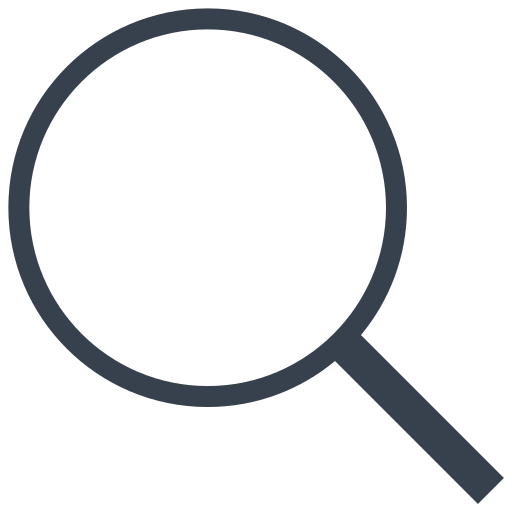 explore, find, magnifier, magnify, search, view, zoom icon