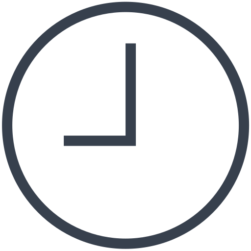 alarm, alert, clock, event, history, schedule, time icon