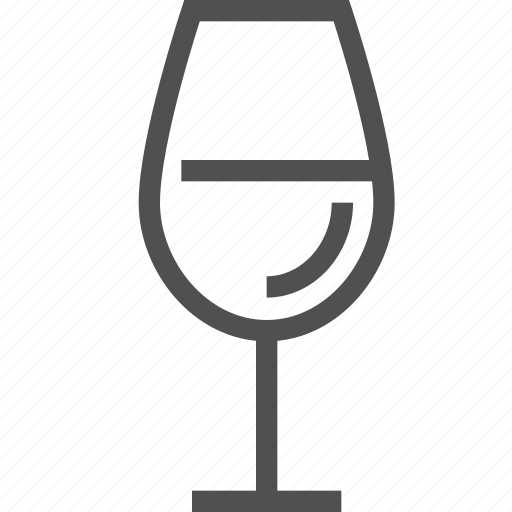 alcohol, beverage, booze, drink, glass, toddy, wine icon
