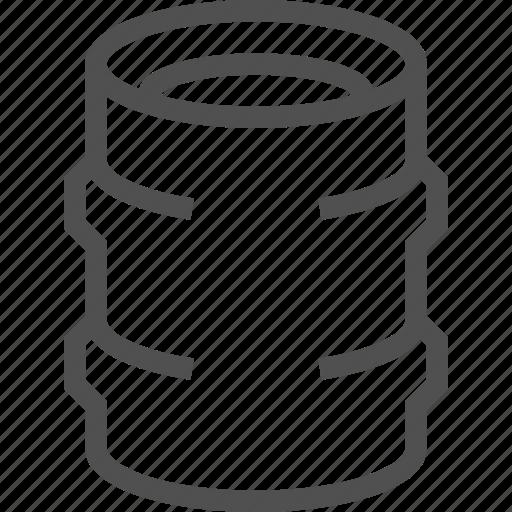 alcohol, barrel, beer, big, brewery, cask, drink icon