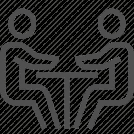 chat, communication, conversation, man, person, talk, user icon