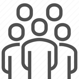 group, man, people, team, user, work icon