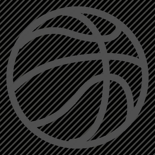 ball, basketball, entertainment, game, play, sport icon