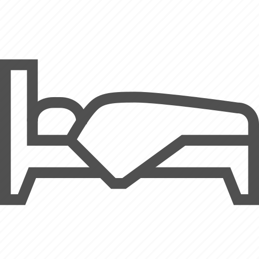 bed, comfort, dream, human, night, relaxation, sleep icon